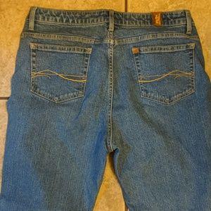 Wrangler Aura bootcut western cowgirl jeans 12tall